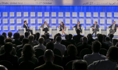 ရွစ္ ႀကိမ္ေျမာက္ ကမာၻ႕စီးပြားေရး ဖိုရမ္ ထိပ္သီး အစည္းအေဝး(ဓာတ္ပံု- world economic forum website)