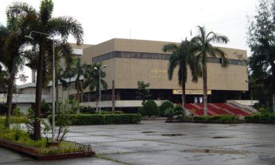 အမ်ိဳးသားကဇာတ္ရံု (ဓာတ္ပံု- National Theatre of Yangon website)