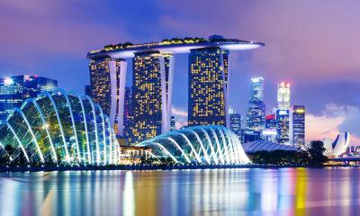 စင်ကာပူနိုင်ငံအားမြင်တွေ့ရစဉ် (ဓာတ်ပုံ--အင်တာနက်)