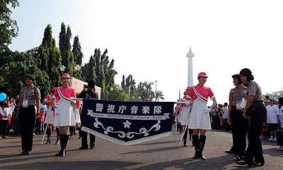 စကၤာပူနိုင္ငံတြင္ ၁၉ႀကိမ္ေျမာက္ World Police Band Concert က်င္းပခဲ႔စဥ္ (ဓာတ္ပံု-- ရန္ကုန္တိုင္းေဒသႀကီးရဲတပ္ဖြဲ႔)