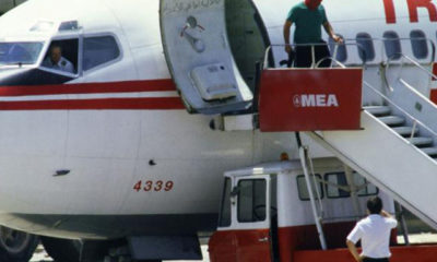 ၁၉၈၅ ခုနှစ်တွင် ဖြစ်ပွားခဲ့သော TWA လေယာဉ်ပြန်ပေးမှုအားတွေ ့ရစဉ်(ဓာတ်ပုံ-အင်တာနက်)