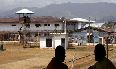ပနားမားနိုင်ငံရှိ Joyita အကျဉ်းထောင်တစ်နေရာအား တွေ့ရစဉ (ဓာတ်ပုံ-အင်တာနက်)
