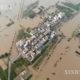 တရုတ်နိုင်ငံ အရှေ့ပိုင်း အန်းဟွေးပြည်နယ် ဖူနန်ခရိုင်ရှိ Zhengtaizi ရေကာတာအား တွေ့ရစဉ် (ဆင်ဟွာ)