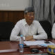 မြန်မာ နိုင်ငံဆိုင်ရာ တရုတ် နိုင်ငံ သံအမတ်ကြီးချန်းဟိုင် မိန့်ခွန်းပြောကြား နေစဉ်(ဆင်ဟွာ)