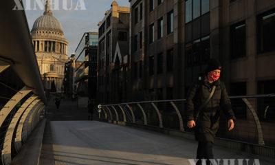 ဗြိတိန်နိုင်ငံတွင် ကပ်ရောဂါကာကွယ်ထိန်းချုပ်ရေးအဆင့်ကို အမြင့်ဆုံးသို့ တိုးမြှင့်ပြီးနောက် လန်ဒန်မြို့၏မြင်ကွင်းအချို့အား ဒီဇင်ဘာ ၁၆ ရက်က တွေ့ရစဉ် (ဆင်ဟွာ)