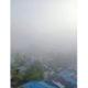 ရန်ကုန်မြို့ရှိ ဆောင်းမနက်ခင်းအားတွေ့ရစဉ် (ဆင်ဟွာ)
