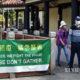 တရုတ်နိုင်ငံ ဟောင်ကောင် အထူးအုပ်ချုပ်ခွင့်ရဒေသတွင် နှာခေါင်းစည်းတပ်သွားလာနေသူများအား ဇန်နဝါရီ ၂၆ ရက်က တွေ့ရစဉ် (ဆင်ဟွာ)