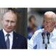 ရုရှားသမ္မတ ဗလာဒီမာပူတင် (ဘယ်) နှင့် အမေရိကန်သမ္မတဂျိုးဘိုင်ဒန်အားတွေ့ရစဉ် (ဆင်ဟွာ)