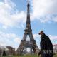 ပြင်သစ်နိုင်ငံ ပါရီမြို့၏မြင်ကွင်းများအား မတ် ၁၉ ရက်က တွေ့ရစဉ် (ဆင်ဟွာ)